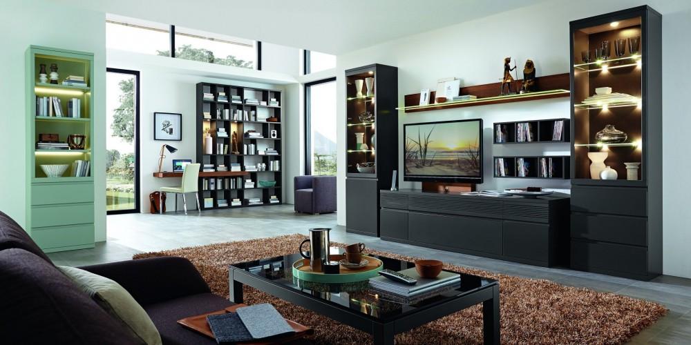 Modell TL 1248   Wohnzimmer Modern