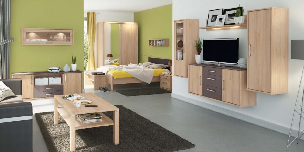 M belhaus kramer wohnbereiche - Kinderzimmerschrank junge ...